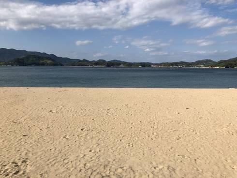 しまなみビーチ 砂浜