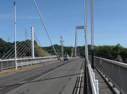 尾道大橋と新尾道大橋 尾道大橋02