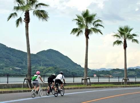 しまなみ海道の自転車料金、無料期間が再々延長中!サイクリストに朗報