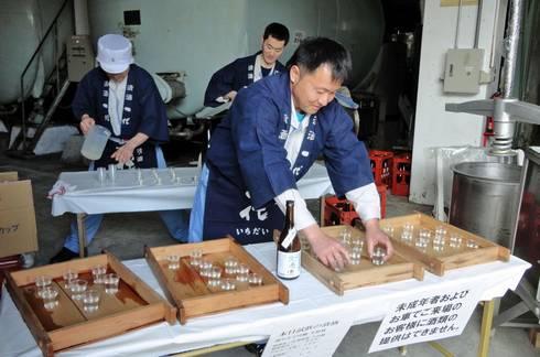 中国醸造株式会社 お酒まつり02