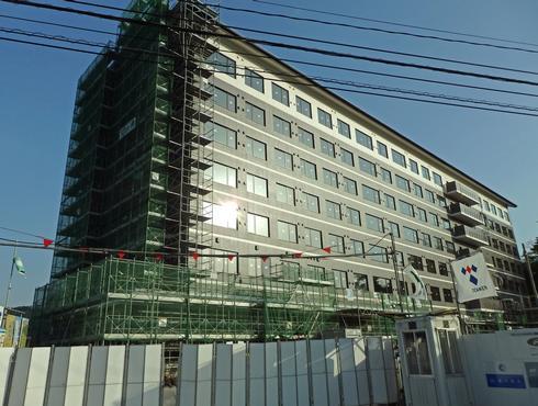グランヴィリオホテル宮島 和蔵、外観が完成