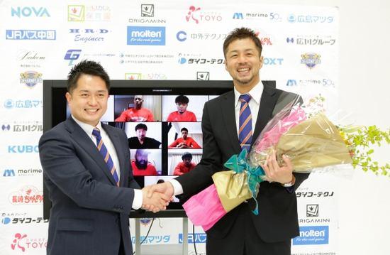 広島ドラゴンフライズ、B1リーグに初昇格!「来期は広島旋風の1年に!」