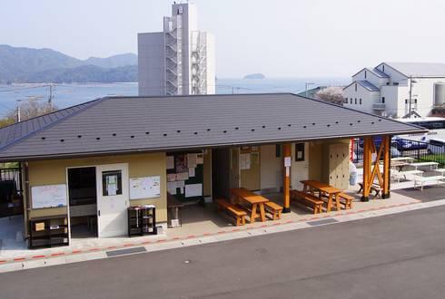 宮浜温泉グラウンドゴルフ場 レストハウス