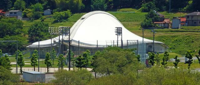 三原市・白竜湖スポーツ村公園の施設概要