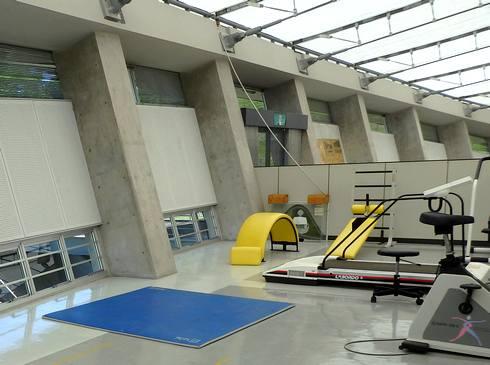白竜ドーム トレーニングスペース