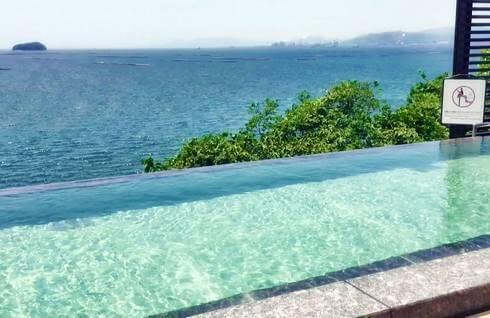 温泉の大浴場と露天風呂、貸切サービス開始「今だからこそできる事を」宮浜グランドホテルで