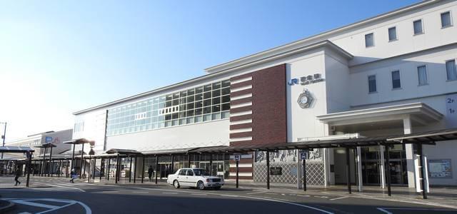 JR西条駅 東広島市
