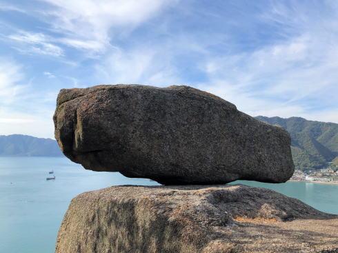 岩子島 ゆるぎ岩への道 画像11
