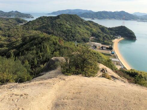 岩子島 ゆるぎ岩への道 画像7
