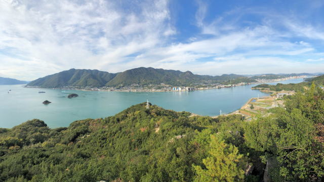 岩子島 ゆるぎ岩への道 画像10