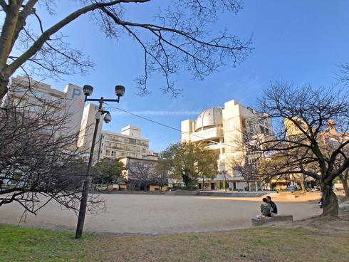 広島・袋町公園