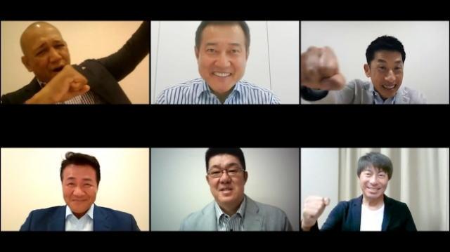 「開幕日、決定」セリーグ6監督喜びのテレビ会議動画公開