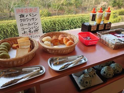 かんぽの郷 庄原 レストラン02
