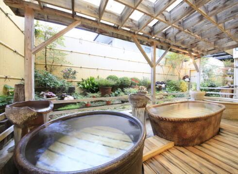 賀茂川荘が温泉デリバリー!休館中も「延命の湯」販売