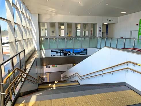 JR西条駅 待合室