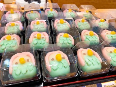東広島・さくらや「アマビエ上生菓子」可愛い妖怪の和菓子で疫病退散!