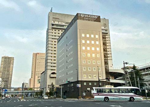 ヴィアイン広島新幹線口が6月8日オープン決定、1Fにコメダ珈琲も