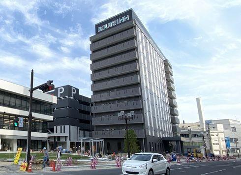ホテルルートイン三原駅前は、2020年7月3日開業