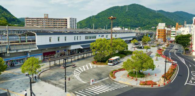 JR三原駅 南口