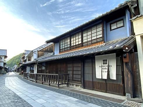 ニッポニアホテル、竹原の100年古民家3棟を高級ホテルに