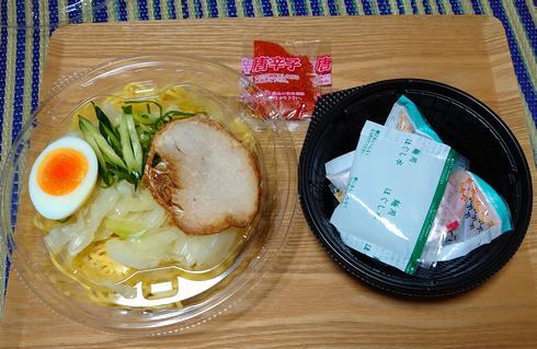 唐辛子が増やせる!ピリ辛つゆの広島つけ麺 2020
