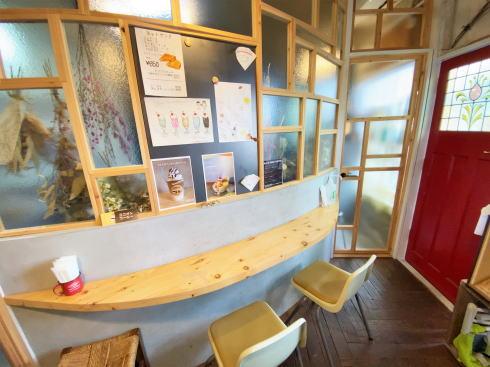 広島市中区白島 ユニオンコーヒー の裏はヘアサロン