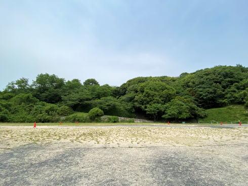 広島市 牛田総合公園 俯瞰写真