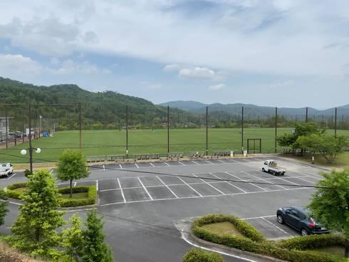 吉田サッカー公園 第2駐車場