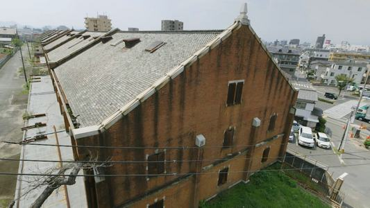 被爆建物、旧広島陸軍被服支廠