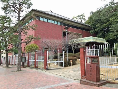 呉市立美術館 外観