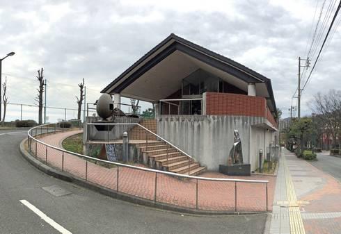 呉市立美術館 別館