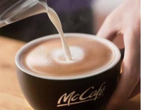 福山市初のマックカフェがオープン、広島県内4店舗目