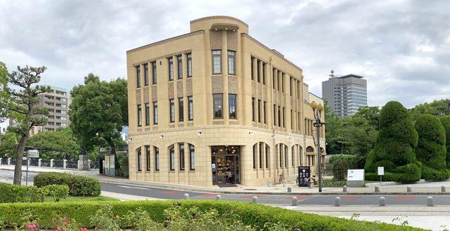 広島「レストハウス」再オープン、爪痕残る展示スペースや喫茶コーナー・観光案内所など