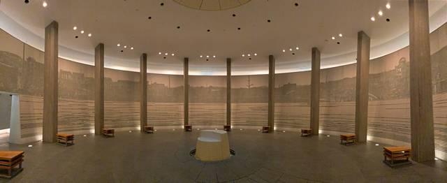 国立広島原爆死没者追悼平和記念館 追悼空間01