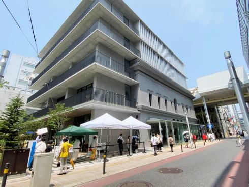 広島アンデルセン建替え後の外観写真3
