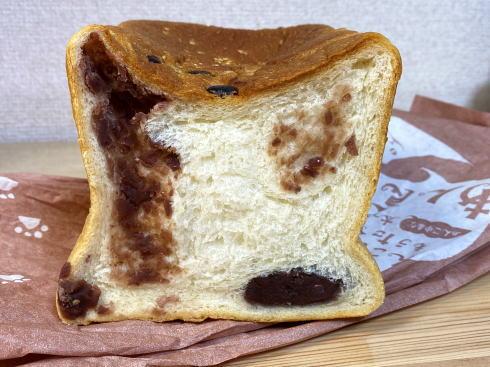 ハートアンドブレッド アンティーク あん食パン 画像2