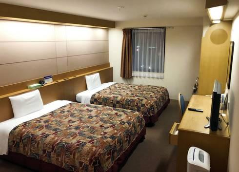 ベッセルホテル福山 客室01