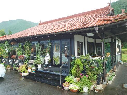 珈琲庵 舞、安芸高田市の古民家改装カフェは町の憩いの場