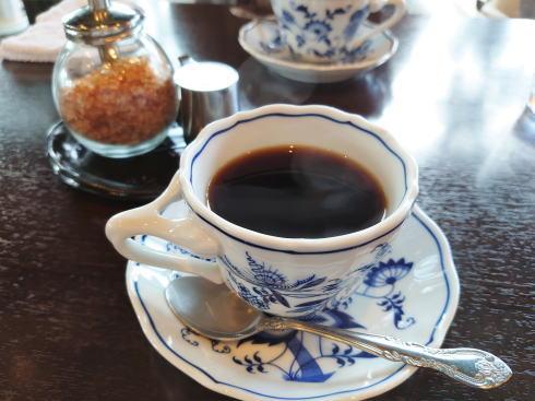 安芸高田市 珈琲庵 舞 のコーヒー