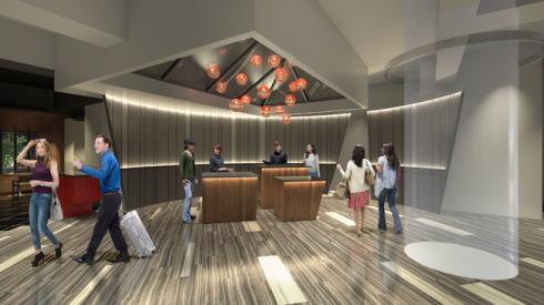 エンホテル広島 ロビーイメージ