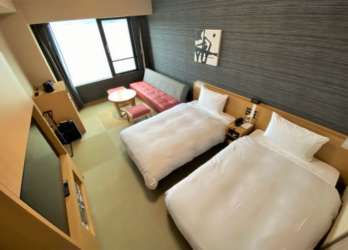 グランヴィリオホテル宮島 和蔵 客室