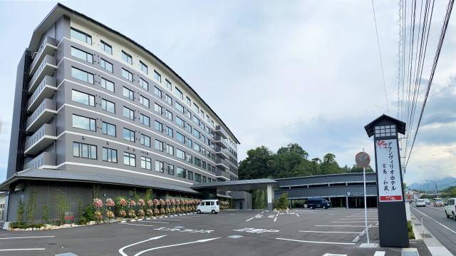 グランヴィリオホテル宮島 和蔵がオープン、宮島眺める海辺に