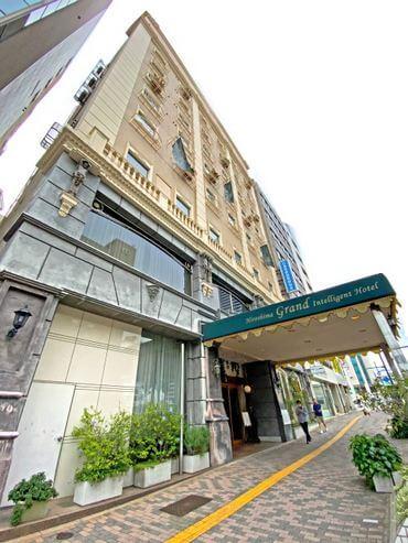 広島グランドインテリジェントホテル、天使のパン