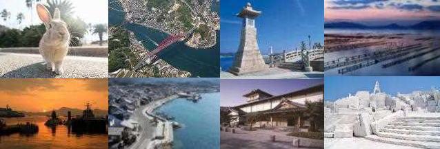 広島・三原間の観光クルーザー、シースピカで島めぐり