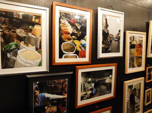 広島市 カレー・インド料理 タブラ(TABLA)店内の様子3