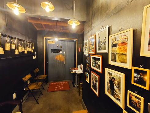 広島市 カレー・インド料理 タブラ(TABLA)店内の様子2