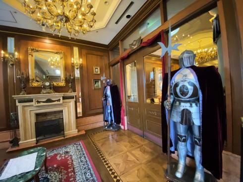 広島グランドインテリジェントホテル 入口