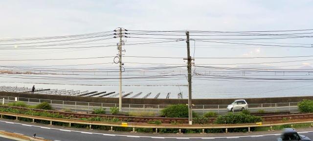 廿日市市阿品 ユバ(yuba)店内からの風景2