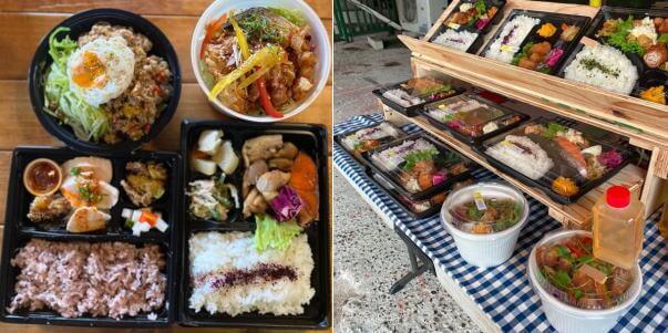 キッチン リベルタ、広島市南区出島で人気のお弁当屋さん