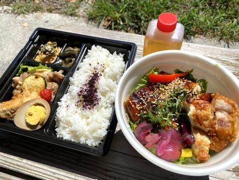 出島でお弁当が人気「キッチン リベルタ」バラエティ豊かで身体に優しいラインナップ